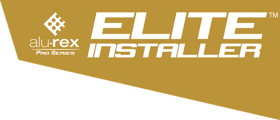 alu-rex Elite Installer
